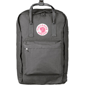 "Fjällräven Kånken Laptop 17"" Rygsæk, super grey"